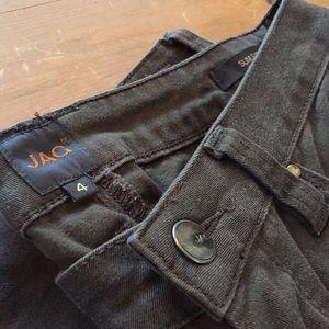 Jag khaki green slim fit jeans